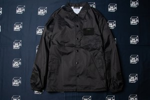 TRIPLE BLACRASTY COACH JACKET