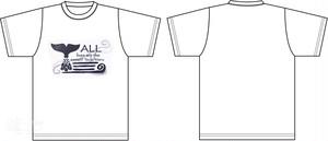 月丸マーメイドテールTシャツ