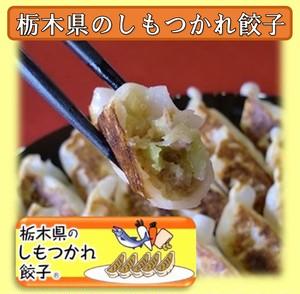 【60個】栃木県のしもつかれ餃子 冷凍