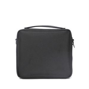 191ABG06 Nylon shoulder bag 'boite' ショルダーバッグ