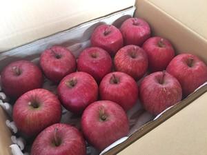 長野県産りんご 小玉サンふじ 3kg箱