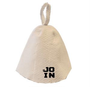 JOIN.オリジナルサウナハット