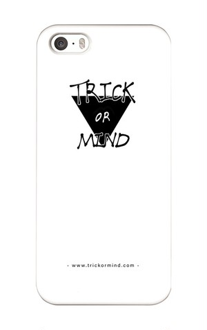 iPhoneSE用ケース / Trick or Mind