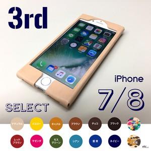 【受注制作】iPhoneケース『3rd』(iphone7/8専用)|SELECT
