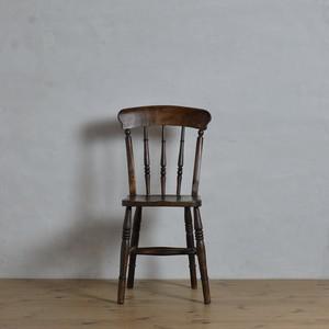 Kitchen Chair / キッチン チェア【B】〈ダイニングチェア・ウィンザーチェア・デスクチェア・椅子・カントリー・アンティーク・ヴィンテージ〉 112320