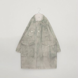 """ISSUETHINGS """"02""""(NATURAL WHITE GREEN DYING)"""