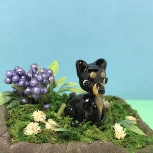 ジオラマ *柴犬*