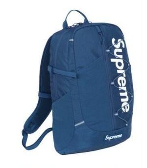 Supreme Backpack 2017SS ネイビー