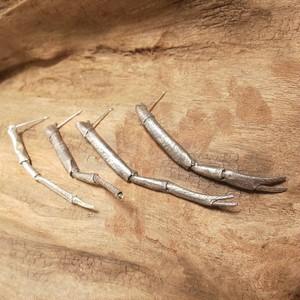 アメリカザリガニ第二胸脚〜第五胸脚ピアス 8本セット