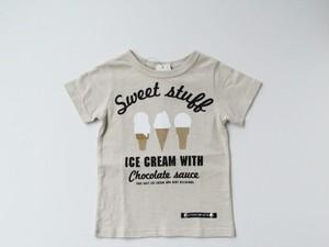 ☆110~150㎝ JEANS-bアイス半袖Tシャツ