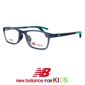 子供用 ニューバランス メガネ nb09096-4 New Balance 眼鏡 メンズ 男性 new balance 小学校高学年 小顔の 中学生 ジュニア キッズ
