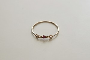 hover -Rhodolite Garnet- / Ring