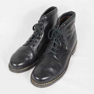 80's Leather Ankle Boots