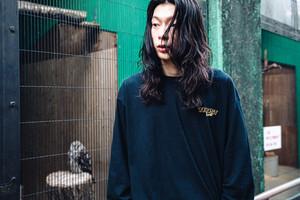 【TRUST RECORDS】Wave & Record L/S T-shirt