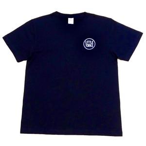 LY:Original T-Shirts ブラックボディー (Back Print) ① 2019001BPB