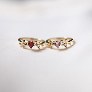 新入荷!80s Vintage Stock: The Charlotte Ring :::クーポン適用外アイテムです。:::