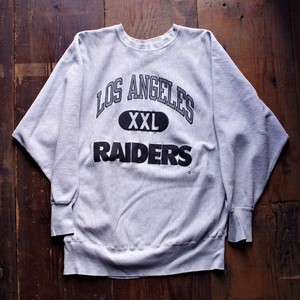 1990s Champion Reverse Weave / NFL Los Angeles RAIDERS !!!