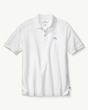 THE EMFIELDER POLO AF/BRIGHT WHITE