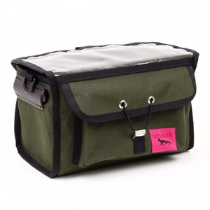 SWIFT INDUSTRIES / paloma handlebar bag (x-pac/olive)