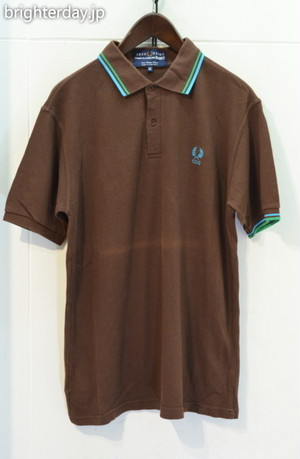 COMME des GARCONS SHIRT × FREDPERRY ポロシャツ