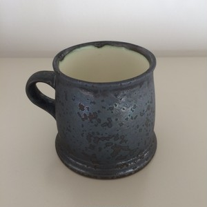 ONE KILN / mug low white