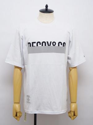 DECOY&Co リフレクターTシャツ