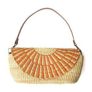 サンシャインバッグ Col.1 / Sunshine Basket Bag Col.1