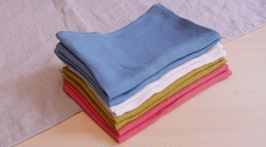 STONE BLUE - GUEST TOWEL / Linen Me