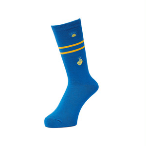 WHIMSY - 32/1 FRESH DELIVERY SOCKS (Blue)