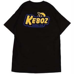 KBC S/S TEE BLACK