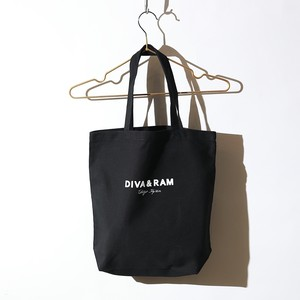 LOGO TOTE BAG(BLACK)