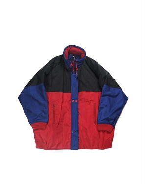 90's design down jacket