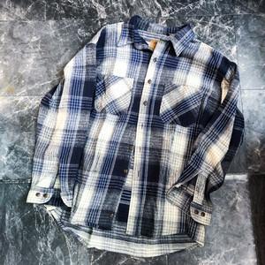 shadow check Flannel shirt