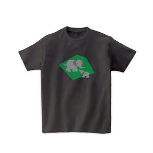 動物Tシャツ-ゾウ