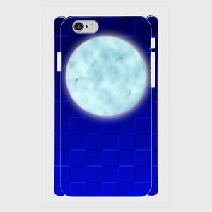 iPhone6/6s用ケースMNIV月 側表面印刷スマホケース