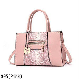 Handbag Leather Shoulder Bag Luxury Serpentine Tote Bag Messenger Bag ショルダーバッグ トートバッグ レザー ハンドバッグ メッセンジャーバッグ (HF99-3365807)