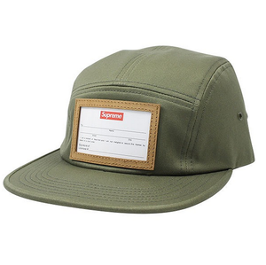 Supreme Big Game Camp Cap
