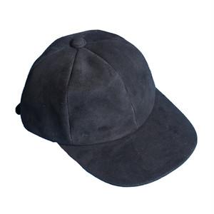 (COMESANDGOES) SHEEP SUEDE CAP