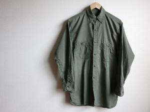1940's USN ポプリンシャツ