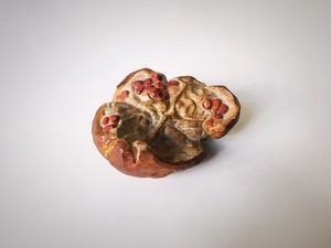 柘榴(ざくろ) 木彫
