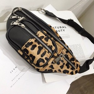 Leopard west bag