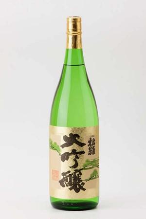 松緑大吟醸