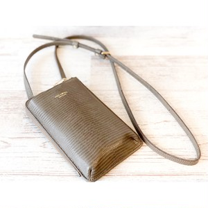 ◆iPhoneポシェット(財布機能付き)◆