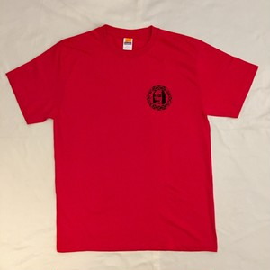 [TSHIRTS] by OOOBAKE SYSTEM -RED-