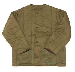 60's Euro Military Liner Jacket 1963(M~L程度) ユーロミリタリー
