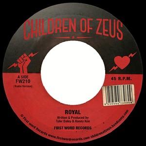 """【ラスト1/7""""】Children of Zeus - Royal / Get What's Yours"""