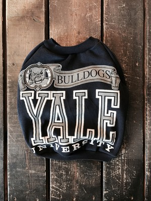 vintage BULLDOG sweat EnglishBulldog L