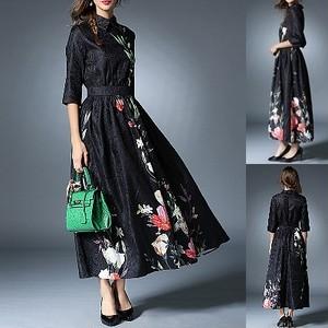 【即納・国内在庫】Long Dress Stdl110