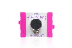 littleBits I20 SOUND TRIGGER リトルビッツ サウンドトリガー【国内正規品】