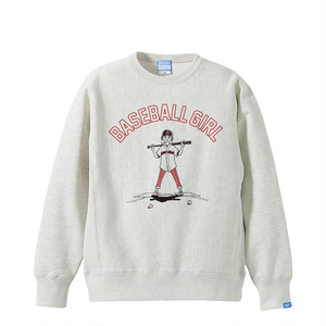BaseBallGirl sweat